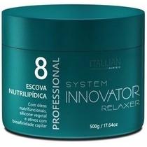 Itallian Hair Tech System Innovator Escova Nutri Lipídica
