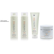 Kit Perfectliss Antifrizz Shampoo + Cond. + Leave-in + Mask