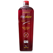 1ka. Realize Perfect Liss - Tratamento Reestruturador - 1l