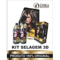 Selagem 3d Unika Beauty Profissional 1500ml