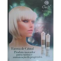 Escova De Cristal Onix Liss
