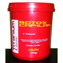 Botox Capilar - Life Hair - Sem Formol - Frete Gratis