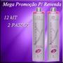 Produtos P/ Revenda, 12 Progressivas Cabelos 100% Liso