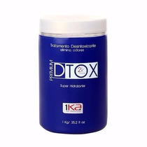 Detox Capilar 1ka Ação Em Miracle 2 Minutos