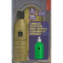 Serillis Intensive Escova Marroquina + Shampoo Antirresíduos