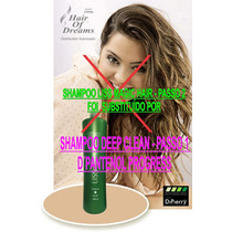 Shampoo Passo 1 Maxliza Di Pierry Agora Nova Embalagem D´pan