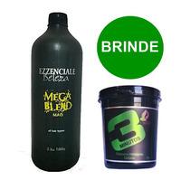 Mega Blend Original - Sem Formol + Hidratação Quiabo Grátis