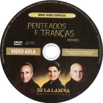 Curso Cabeleireiro - Dvd Penteados E Transas