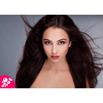 Kit Desmaia Cabelo Turmalina Pink (shampoo + Selagem)