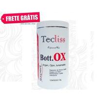 Bo-tox Capilar Em Massa Óleo De Argan Tecliss 1 Kg + Frete