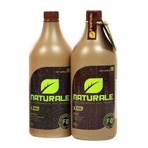 Escova Progressiva 100% Orgânica Naturale 1litro Sem Formol