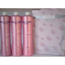 Selagem Térmica Alfa Cabany - 3x1 Litro+sérum Gloss Oil 30ml