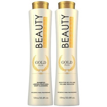Beauty Progress Gold Plus Escova Progressiva + Brinde