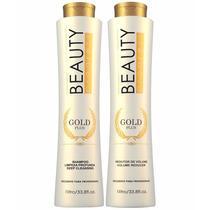 Beauty Progress Gold Plus Escova Progressiva