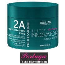 Base Relaxante Forte - Guadinina Innovator Itallian Hairtech