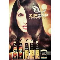 Combo Zip Zap -kit Escova Progressiva + Cauterização + Botox