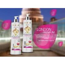 Escova Progressiva London Premium - Original