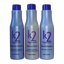 Kit Escova Progressiva K2 + Brinde