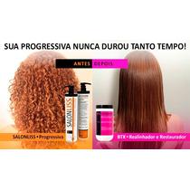 Salon Liss + Btx Therapy! 2 Produtos 1 Preço