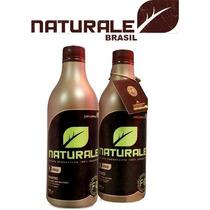 Escova Progressiva 100% Orgânica Naturale 300ml - 0% Formol!