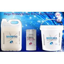 Produtos Importado Profissionais Para Cabelos, Shampoo + Bot