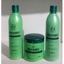 Kit De Quiabo Hidratação E Reconstrução