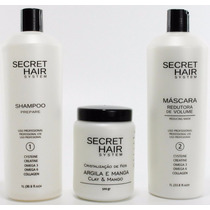 Kit Progressiva Secret Hair Promoção + Frete Gratis