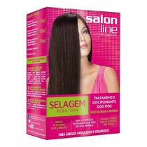 Selagem Redutora Salon Line P/cabelos Ondulados E Volumosos