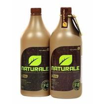 Escova Progressiva 100% Orgânica Naturale 1litro- Sem Formol