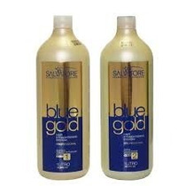 Escova Progressiva Blue Gold 2x1000ml