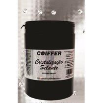 Cristalização Selante Coiffer De 1kg + 1 Argan Gratis