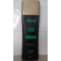 Escova Inteligente De Quiabo Mousse Plastica Dolce Hair