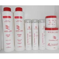 Kit Hidralise+realinhamento Capilar+manutenção-7 Produtos