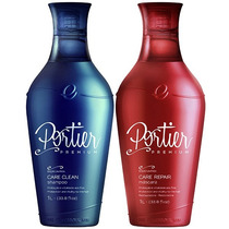 Portier Fine Escova Progressiva + Brinde Estojo De Maquiagem