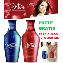 Progressiva Portier Fracionada 250ml+frete Gratis 100%origin