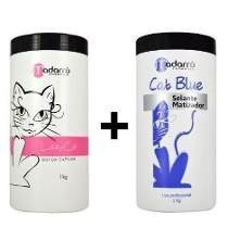 Lizzy Cat + Cat Blue Matizador Da Gata 1kg + Frete Gratis +