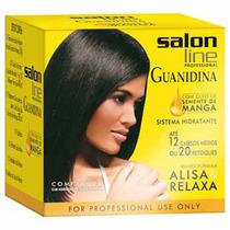 Alisante E Relaxer Salon-line-kit-relaxer-guanidina