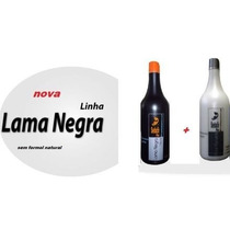 Escova Lama Negra New Seduce, +brinde
