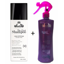 The Fit Hair Sweet Shampoo Liso Intenso + Sweet Sos Passo 1