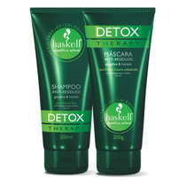 Detox Therapy Haskell Purifica Os Fios Capilares