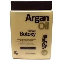 Botoxy Vip Argan Oil 1kg + Brinde