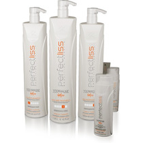 Kit Escova Progressiva Perfect Liss Turmalina Visat Hair