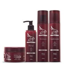 Zap Kit Manutenção Linha Nourishi