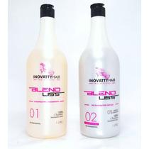 Kit Progressiva 0%formol Blend Liss Inovatty Hair