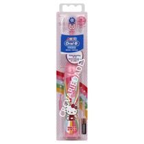 Escova De Dentes Eletrica Infantil Hello Kitty - Crcvariedad