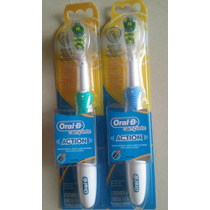 Escova Elétrica Oral B Complete Action,antimicrobiana.