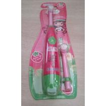 Escova Elétrica Dental Infantil Moranguinho Frescor