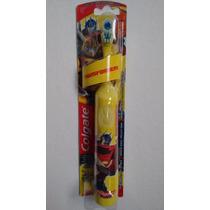 Escova Dental Elétrica Infantil Transformers