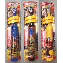 Escova De Dentes Eletrica Infantil Transformers T1 - Crcvari