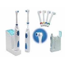 Escova Dental Elétrica E Recarregável - Powerpack - Bivolt
